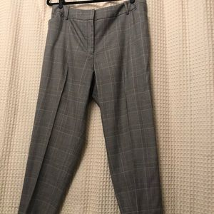 TALBOTS Plaid paints size 16WP